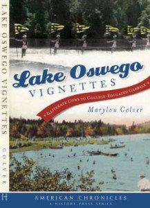 Lake Oswego Vignettes Book