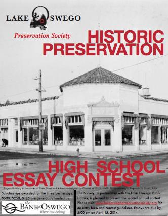 essay topics for high school student