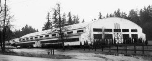 Hunt Arena, exterior