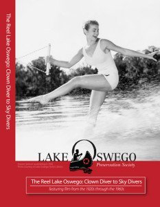 Reel Lake Oswego DVD box
