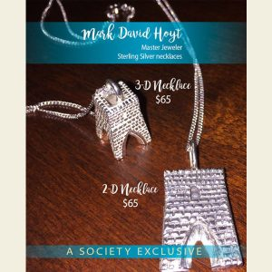 Lake Oswego Sterling Silver Necklaces