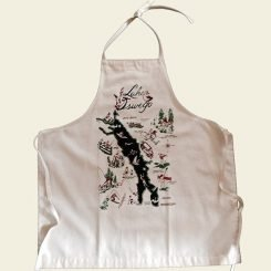 Lake Oswego Retro Apron